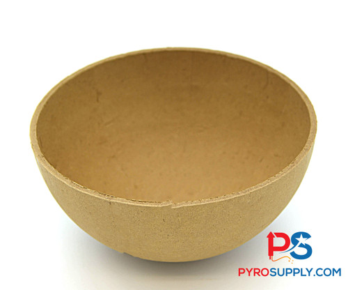 """4"""" Professional Display Paper Ball Shell Casing"""