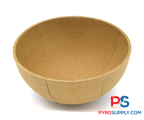 """5"""" Professional Display Paper Ball Shell Casing"""