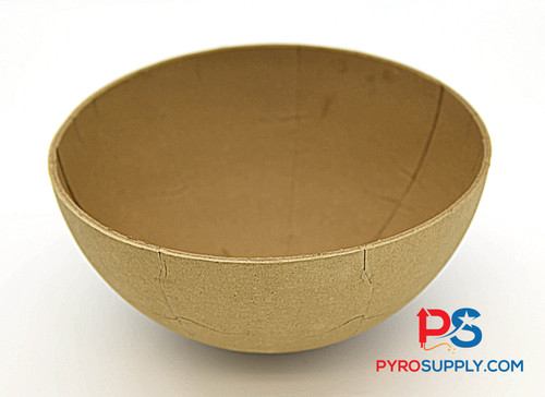 """6"""" Professional Display Paper Ball Shell Casing"""