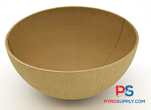 "8"" Professional Display Paper Ball Shell Casing"