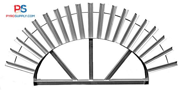 19 shot high quality steel single shot effect holders