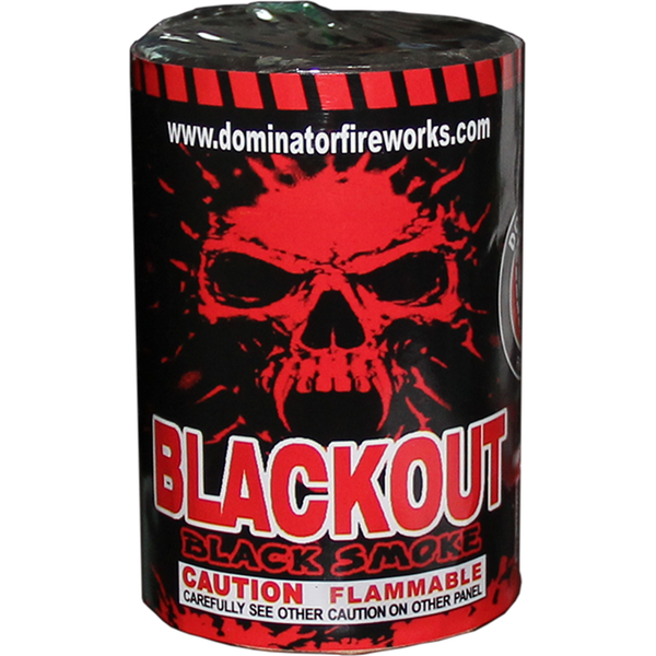 1 minute Blackout Smoke Bomb