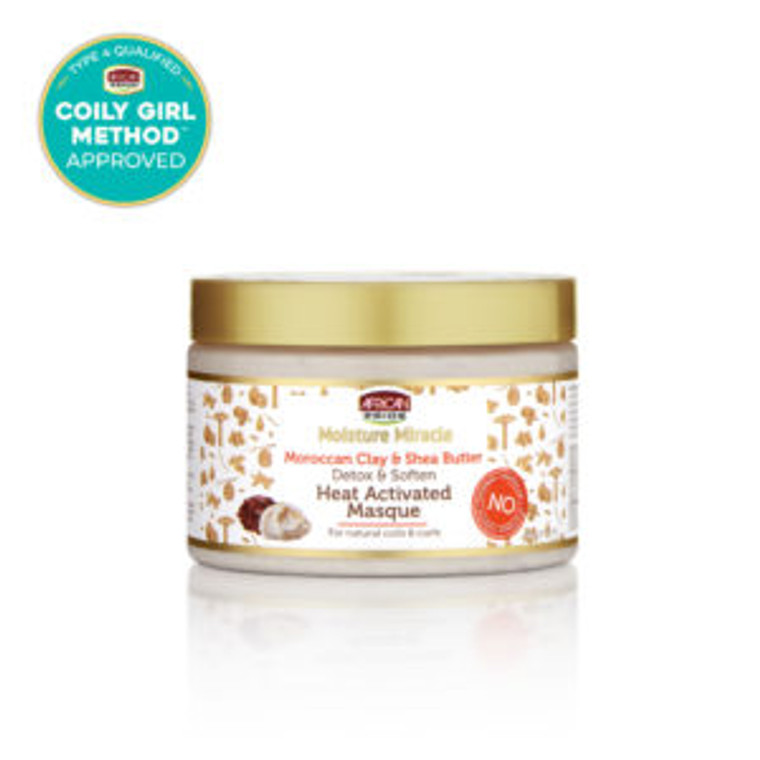 African Pride Moisture Miracle Masque