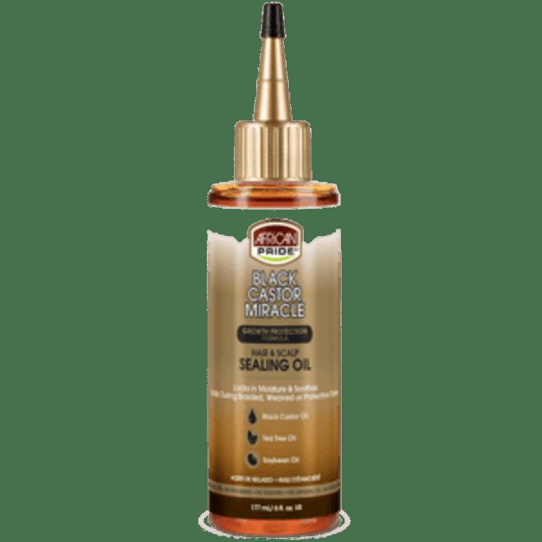 Hair & Scalp Sealing Oil