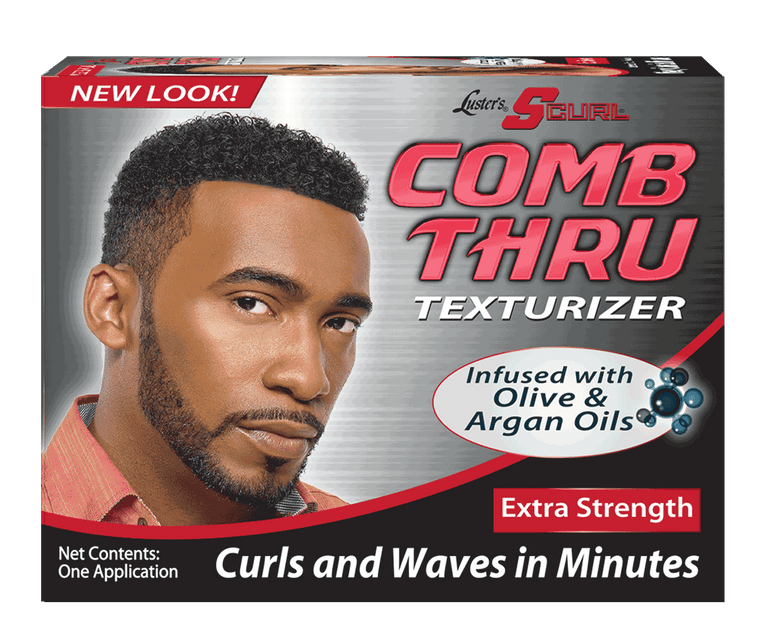 SCurl Comb Thru Kit (Extra Strength)