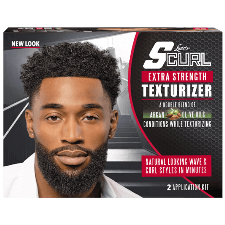SCurl Extra Strength Texturizer