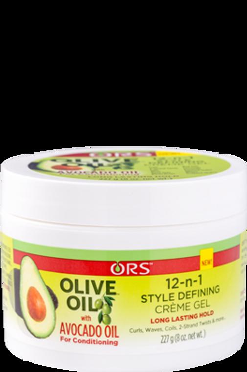 ORS 12-n-1 Style Defining Creme, 8 oz.