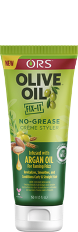 ORS Fix-It No Grease Creme Styler, 5 fl.oz