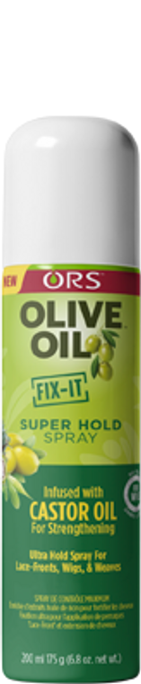 ORS Fix-It Super Hold Spray, 6.7 fl.oz.