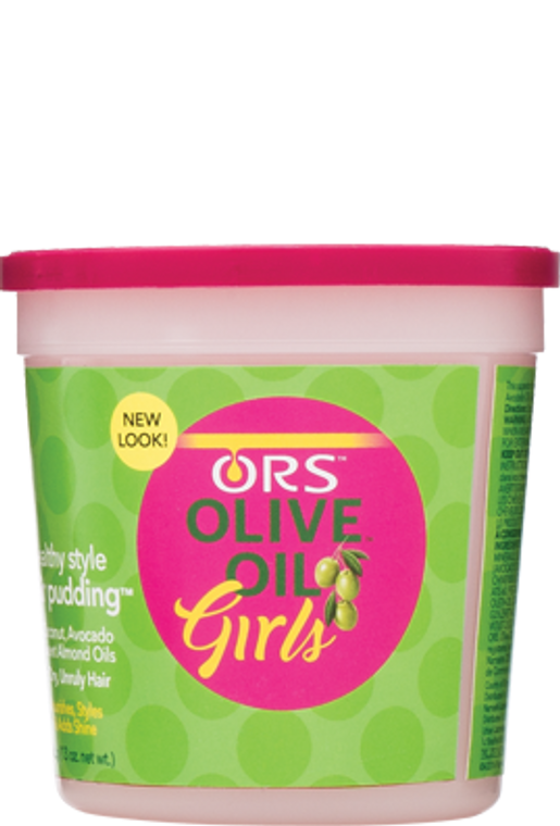 ORS Hair Pudding for Girls