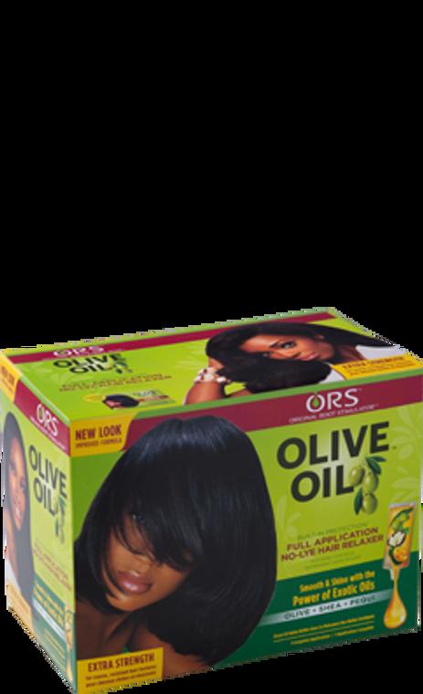 ORS Full Application No-Lye Relaxer Kit - Extra Strength, 12.85 oz.