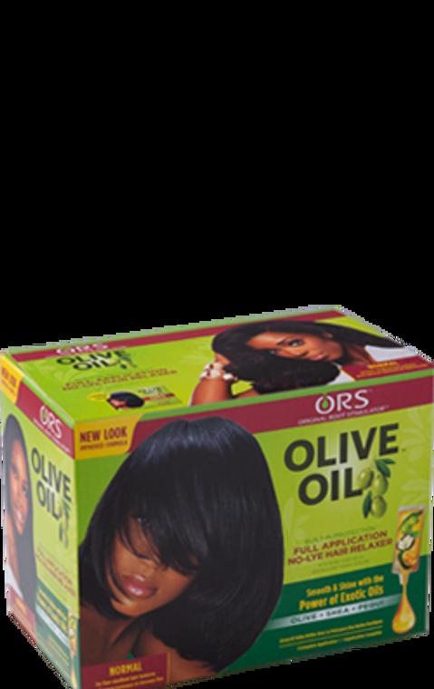 ORS Full Application No-Lye Relaxer Kit - Normal, 12.85 oz.
