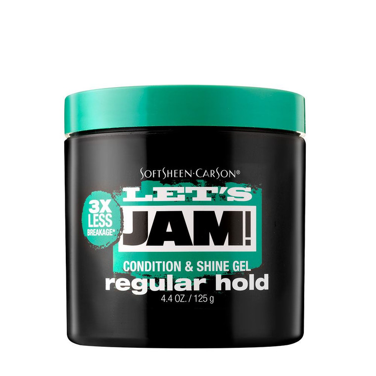 Let's Jam Shining And Conditioning Gel Regular Hold