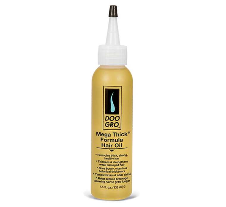 DOO GRO® Mega Thick Formula Hair Oil