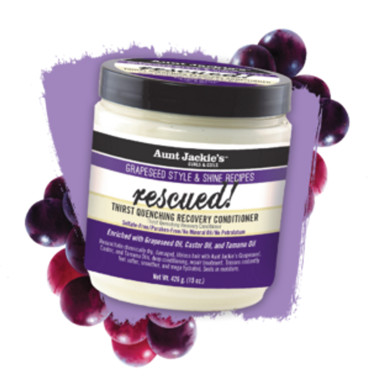 RESCUED QUENCH CONDITIONER