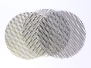 Discs - Perforated Diamond