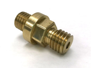 Flat Lap - Brass Adapter