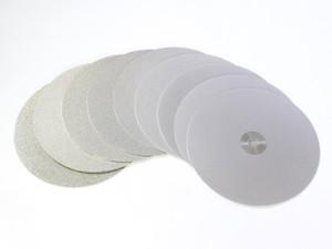 """8"""" Facet Discs"""