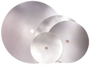 "Discs - 12"" Nickel Bond Magnetic"