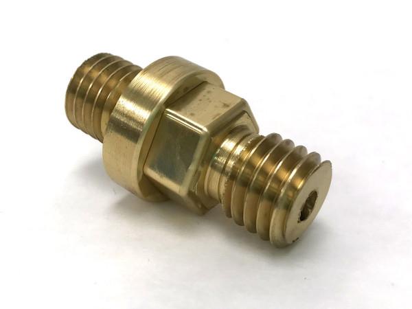 Flat Lap - Brass Adapter