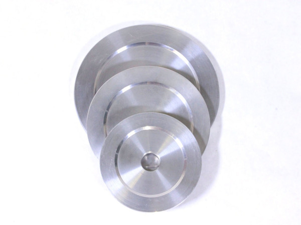 Milled Aluminum Flanges