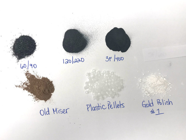 Tumbler Grit & Polish Kit