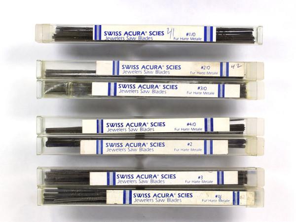 Jeweler's Saw Blades
