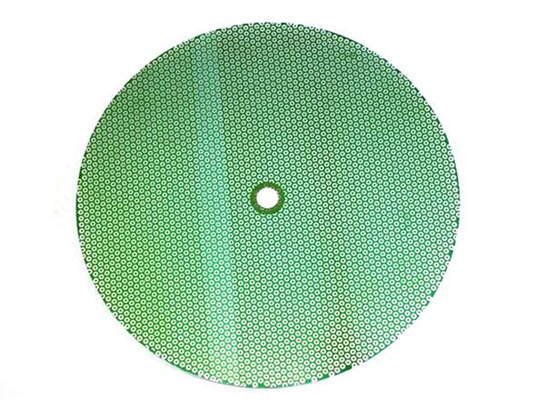 """Discs - 18"""" Dot Lap"""