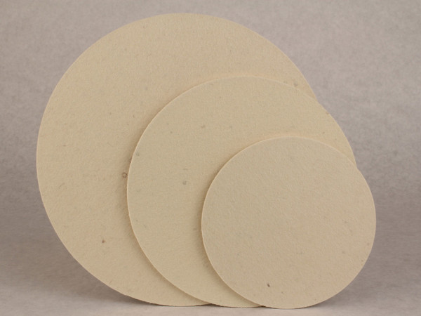 Discs - Felt