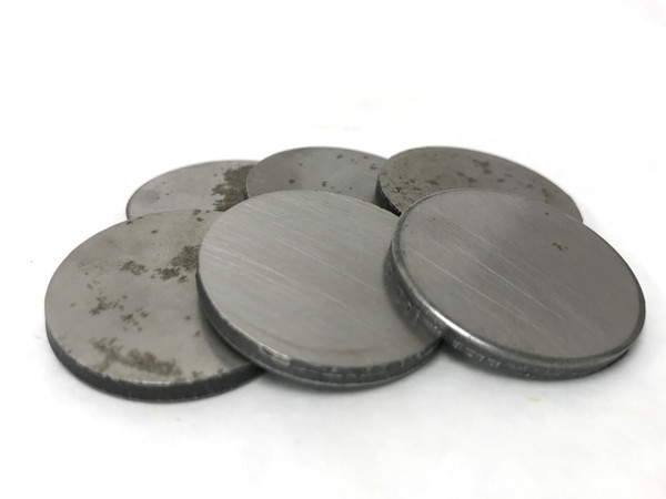 Rociprolap - Steel Discs