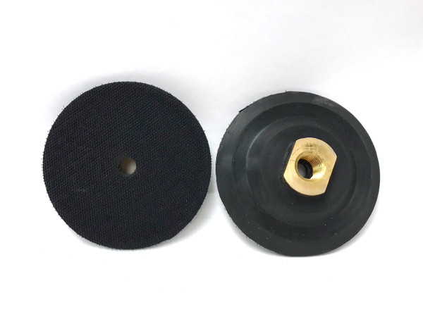 Rubber Backing Plate