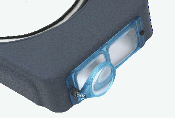 OptiLOUPE Monocular Attachable Lens, adds 2-1/2X to all Models