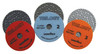 Weha Trilogy 3 Step Diamond Polishing Pads - Rocket Supply - Concrete and Stone Tool Supply Store