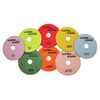 Weha Schein Diamond Polishing Pads - 4 Inch - Rocket Supply - Concrete and Stone Tool Supply Store