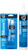 DAP 100 % Silicone Rubber Sealant - Rocket Supply - Concrete and Stone Tool Supply Store