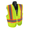 Radians Type R Class 2 Safety Vest - Rocket Supply - Concrete and Stone Tool Supply Store