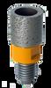 NICOLAI CNC SAW CROWN MILL D20/13 L20 CONTINUOUS RIM F=M12