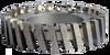 NICOLAI CNC RECESS WHEEL CONTINUOUS RIM SEGMENTED GUAGING WHEEL D92 B50 S30