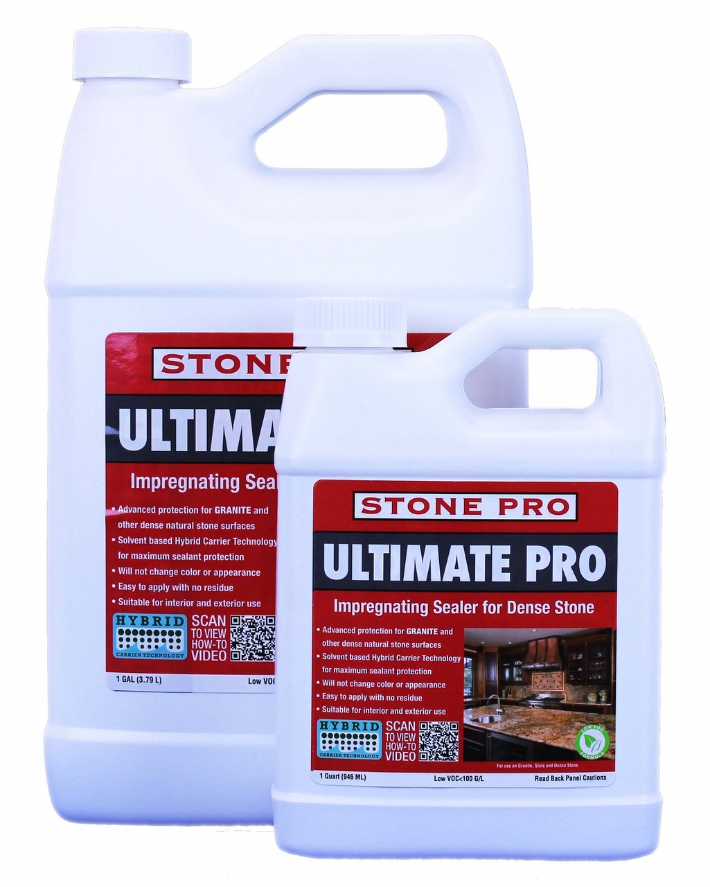 Stone Pro Ultimate Pro – Polished Granite and Marble Sealer