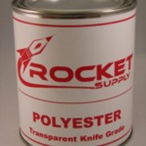 Rocket Supply Polyester Adhesive for Stone