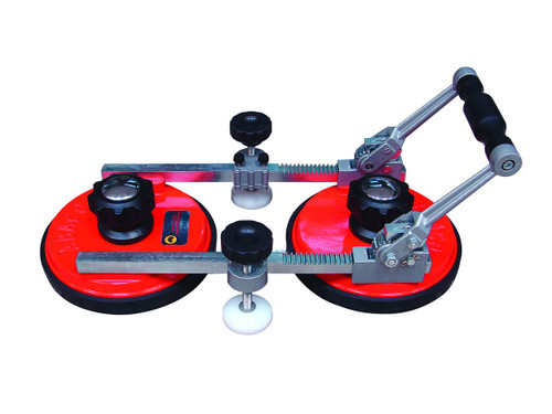 Abaco M2 Double Ratchet Seam Setter and Leveler - Rocket Supply - Concrete and Stone Tool Supply Store