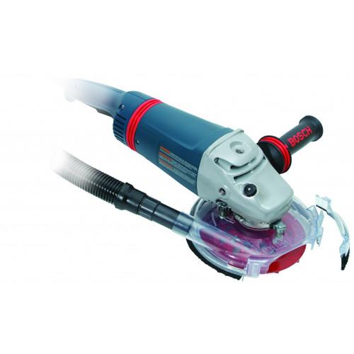 Dustbuddie 7 inch dust shroud for handheld grinders