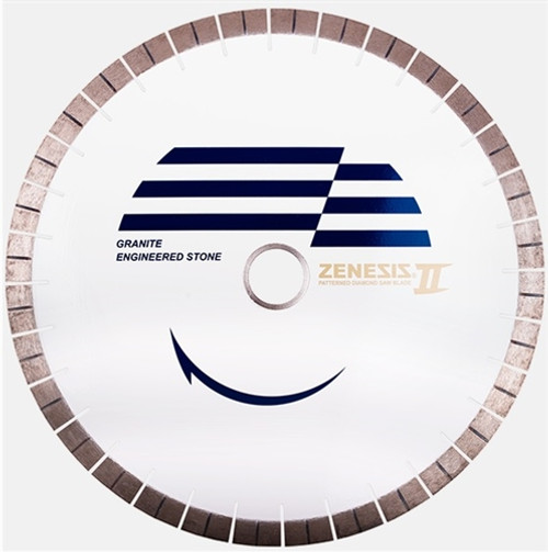 Zenesis Silent Core Bridge Saw Blades - Rocket Supply - Concrete and Stone Tool Supply Store