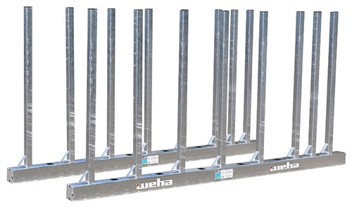 Weha Bison Bundle Slab Storage Rack - Rocket Supply - Concrete and Stone Tool Supply Store