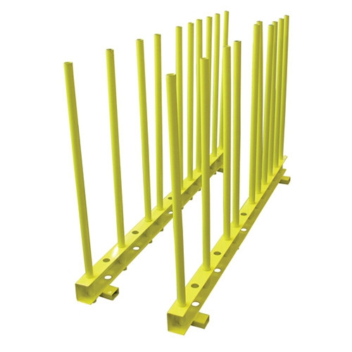 Weha Heavy Duty Remnant Rack - Rocket Supply - Concrete and Stone Tool Supply Store