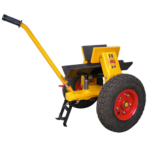 Abaco Self Locking Trolley M3 (Pneumatic Tires) - Rocket Supply - Concrete and Stone Tool Supply Store