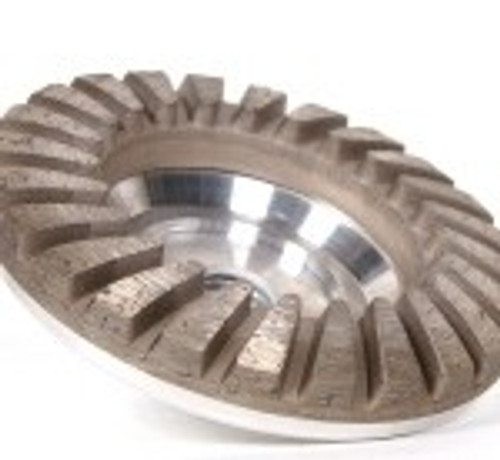Sonic Beveled Cup Wheels