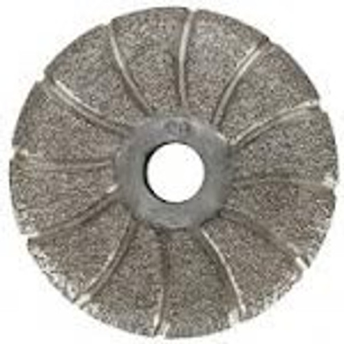 Rubber Backed Cup Wheels