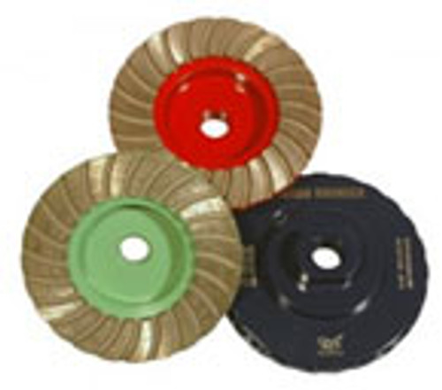 Grizzly Diamond Cup Wheels