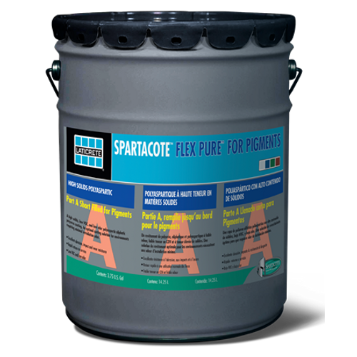HP Spartacote Flex Pure - Pigment Base - Part A and B